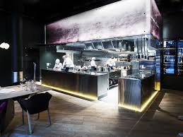 Restaurant open kitchen Beautiful Finnjävel Restaurant Open Kitchen Interior Open Kitchen Restaurant Kitchen Design Open Kitchen Showroom Pinterest Finnjävel Restaurant Malatang Open Kitchen Open Kitchen