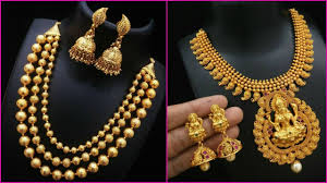 10 Tola Gold Necklace Designs Gold Price Drops By Rs 1 000 Per Tola Khabarhub English