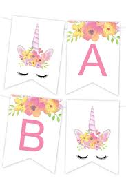 Printable Banners Make Your Own Banners With Our Printable