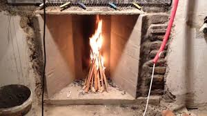rumford fireplace and the casini damper test