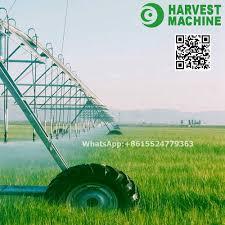Center Pivot Design Hot Item Big Farm Low Cost Price Free Design Center Pivot Irrigation System