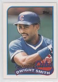 1989 Topps Traded - Box Set [Base] #113T - Dwight Smith