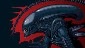 alien ilration xenomorph aliens