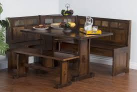 eating nook furniture. Durango Corner Breakfast Nook Set Eating Furniture N