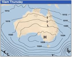 How To Read A Synoptic Chart Australia Brasurf Surf Forecasting