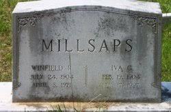 Iva Grant Millsaps (1904-1997) - Find A Grave Memorial