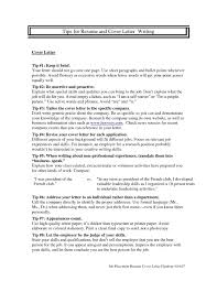 Cover Letter Points 70 Images L R Cover Letter Examples 1
