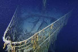"""▷ """"Terra X""""-Dokumentation zeigt im ZDF Expeditionen zum Wrack der Titanic"""