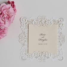 A DIY Vintage Glamour Invitations Folder Only