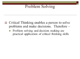 Critical thinking and problem solving skills   Affordable Price HKU Philosophy Department Think Smarter  Critical Thinking to Improve Problem Solving and  Decision Making Skills  Michael Kallet                 Amazon com  Books