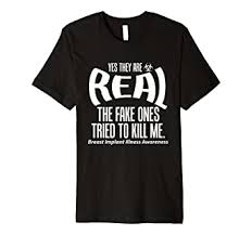 Yes They are Real The Fake Ones Tried to Kill Me T ... - Amazon.com