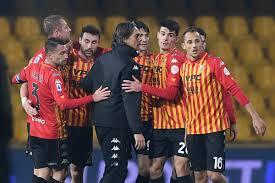 Benevento Genoa streaming: dove vedere il match in diretta