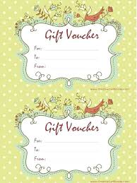 Gift Voucher Template Free Download Mesmerizing Gift Card Voucher Template Virtualis