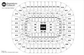 Greensboro Coliseum Seating Chart Monster Jam Seating Chart See Seating Charts Module Greensboro