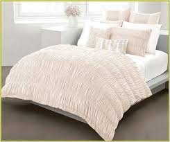 dkny ruched duvet cover