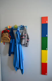Lego Growth Chart Wooden Growth Chart Lego Inspired