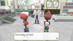 Pokémon Let's Go Eevee (Switch) Review - An Eeveelution in the Right  Direction