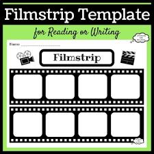 Filmstrip Template