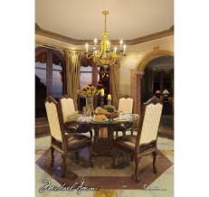 large size of riveting michael amini victoria palace pc round glass table set byaico together