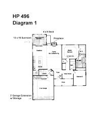 7 21 2015 163043 hp 496 diagram 4 electrical attic storage 10 5 2016 166521 hp 496 diagram 5 kitchen faucet location