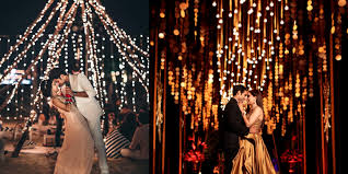 Fairy Lights Price In India 16 Wedding Decor Ideas With Fairy Lights Bulbs Are Sure To