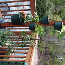 garden post. Vertical System For Plants Garden Post R
