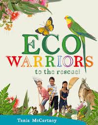 eco warriors cover