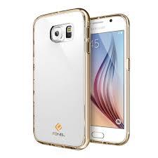 samsung galaxy s6 gold case. fonel crystal supreme case samsung galaxy s6 - gold