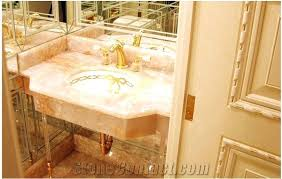 onyx bathroom countertops pink onyx vanity top onyx brand bathroom countertops onyx bathroom countertops