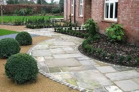garden landscaping ideas. Curved Garden Pathway Landscaping Ideas R