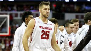 Alex Illikainen Mens Basketball Wisconsin Badgers
