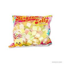 Kẹo Dẻo Trái Cây Thái Lan Kingdom Jelly 200g