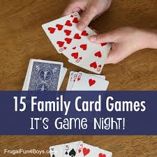 We did not find results for: 15 Card Games That Are Perfect For Your Next Family Game Night Frugal Fun For Boys And Girls