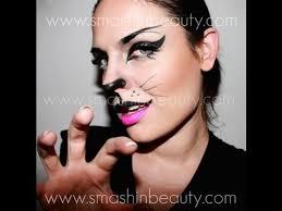 y catwoman makeup tutorial 2016