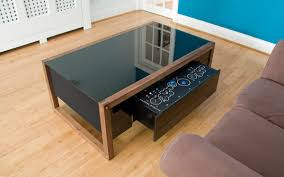 why isn t your coffee table a covert game console