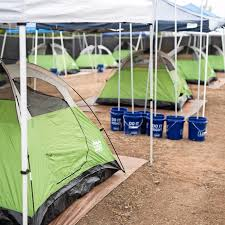 A city-sanctioned campground for homeless people in Medford is off to a  good start | Mail Tribune