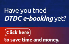 Calculate Estimated Delivery Charges And Time Dtdc India