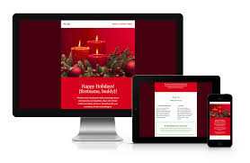 christmas newsletter template cakemail newsletter templates