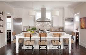 Kitchen:Neutral Color Idea For Kitchen With Maple Wood Cabinets And Parquet  Flooring Admirable Kitchen