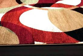 red and tan area rugs round ideal as bathroom on blue brown black grey white rug