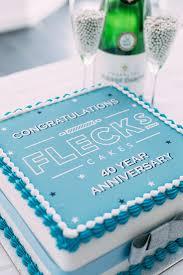Flecks Cakes Corporate Cakes