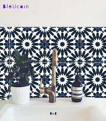 tiznit moroccan tile wall stair floor