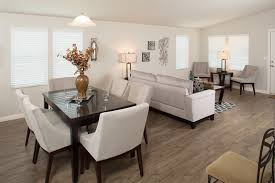 Mobile Home Living Room Manufactured Homes Living Areas Silvercrest Homes