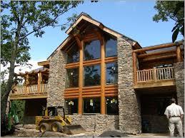 Luxury Log Home Plans 1224 Luxury Log Home Designs Home Design