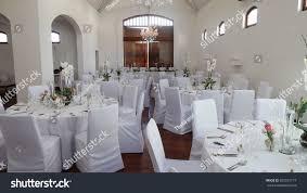 Wedding Reception Table Layout Wedding Reception Table Set Layout Stock Photo Edit Now 620501177