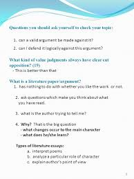 what is an essay what is the purpose of all writing  5 questions you should ask yourself to check your topic 1
