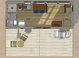 Cargo Container House Plans Cargo Container Plans Floor Plan For An 8 X 20 160 Square