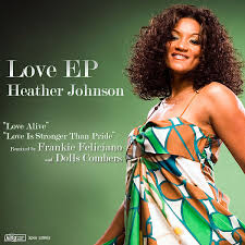 Love EP by Heather Johnson : Napster