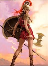 amazon warrior anime. Delighful Amazon Amazonlike Warrior On Amazon Warrior Anime W
