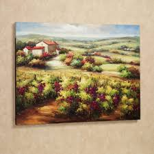 wall art designs terrific vineyard wall art wine decor kitchen inside cur vineyard wall art